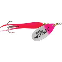 Mepps Flying C 25g GLO Pink