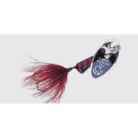 Yakima Vibric (Black Red Tiger Mylar) 14g