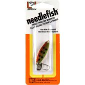 Luhr Jensen Needlefish Sz1 (3,5g) CPR Shiner YLW Watermelon