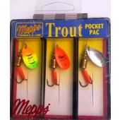 Mepps  Hot Trout Pocket Pac