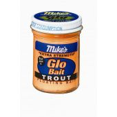 Mike´s Glitter Trout Bait Orange Cheese