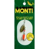 Monti Spinner Silber gold