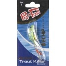 Pro-Troll Trout Killer Holo Chartreuse