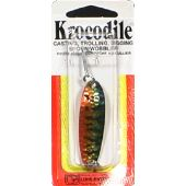 Luhr Jensen Krocodile (Metallic Perch) 7g - 1/4oz