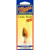 MEPPS Little Wolf (Gold/HotOrange) 3,5g;1/8oz