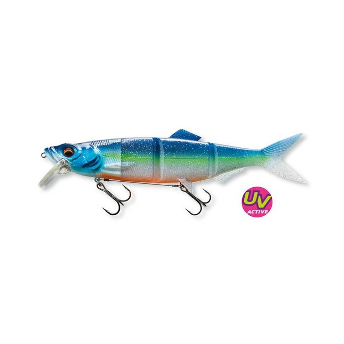 Hybrid Swimbait 180 Swedish Blue