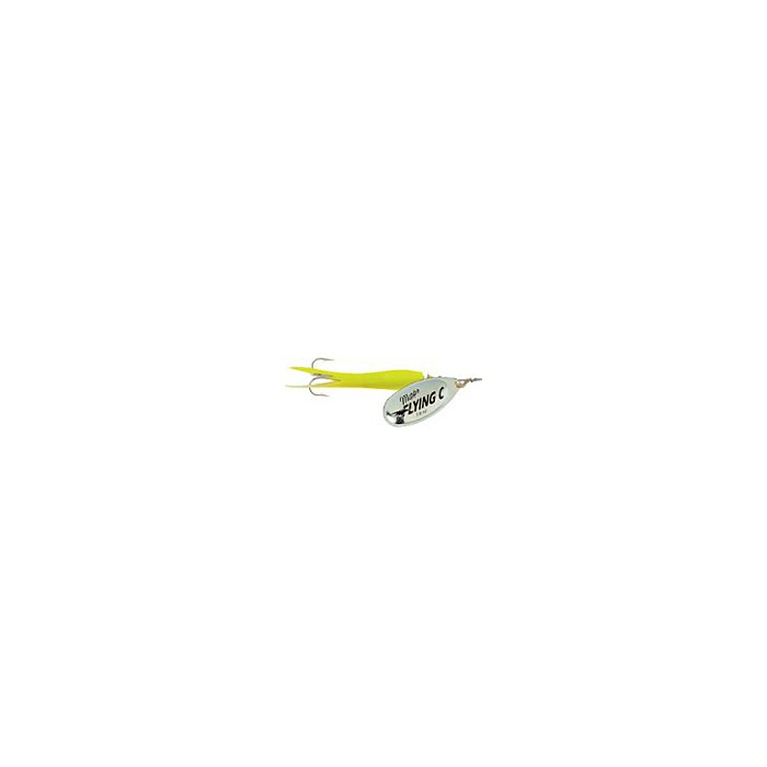 Mepps Flying C 25g (Hot Chartreuse)
