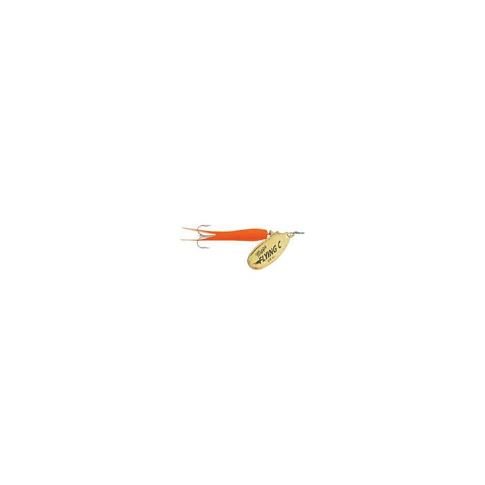 Mepps Flying C 25g (Hot Orange/Gold)