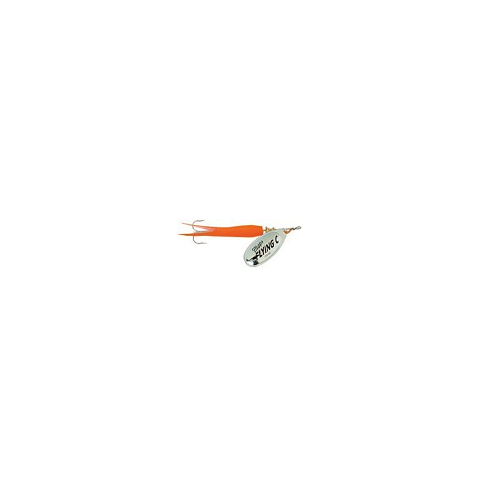 Mepps Flying C 25g (Hot Orange/Silber)