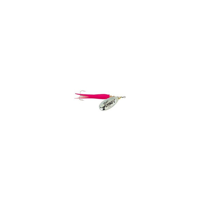 Mepps Flying C 18g (Hot Pink)